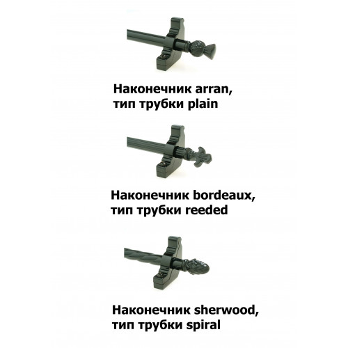 Килимов тримач Country (d=12,5mm Reeded or Spiral)_5