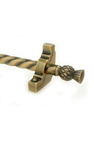 Килимов тримач Country (d=12,5mm Reeded or Spiral)
