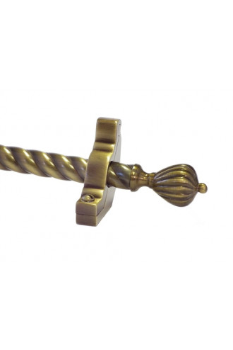 Килимов тримач Eastern Promise (d=16mm Reeded or Spiral)